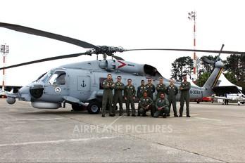 N3034 - Brazil - Navy Sikorsky S-70B Seahawk
