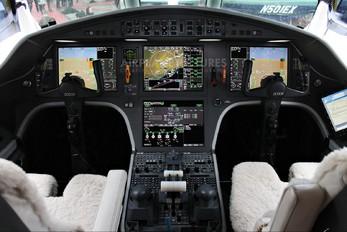 N702FJ - Dassault Falcon Service Dassault Falcon 2000 DX, EX