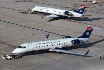 N821AS - US Airways Express Canadair CL-600 CRJ-200