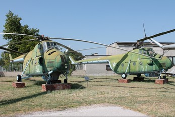 52 - Bulgaria - Air Force Mil Mi-4