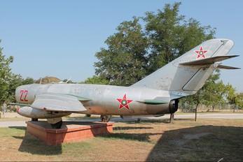 22 - Bulgaria - Air Force Mikoyan-Gurevich MiG-17PF