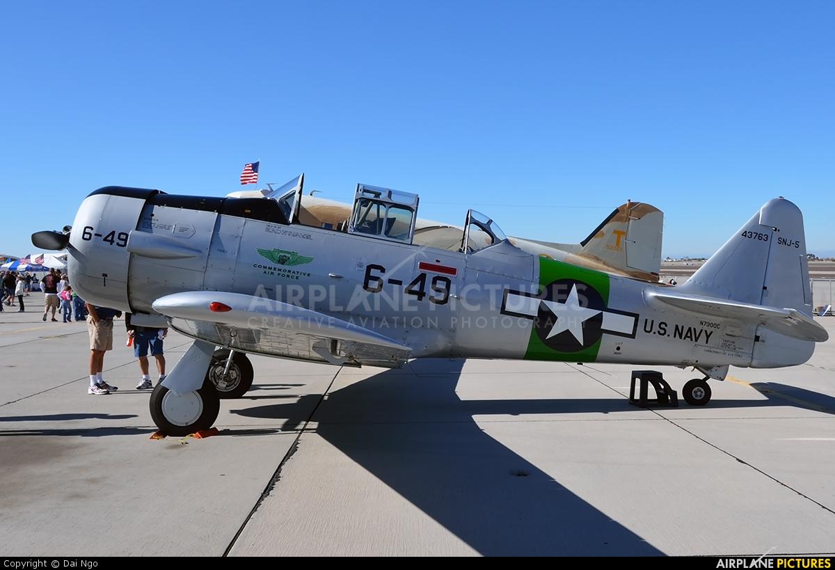 Private N7300C aircraft at Yuma