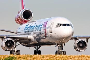 PH-MCT - Martinair Cargo McDonnell Douglas MD-11F