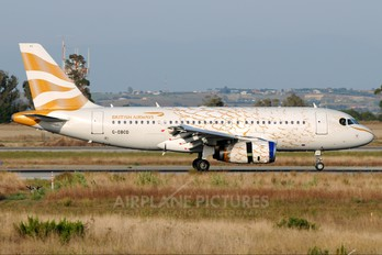 G-DBCD - British Airways Airbus A319