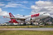 PT-TMF - TAM Airbus A319 aircraft