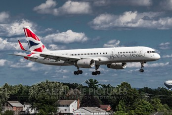 F-GPEK - British Airways - Open Skies Boeing 757-200