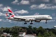 F-GPEK - British Airways - Open Skies Boeing 757-200 aircraft