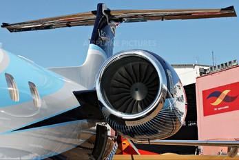 PT-TJK - Embraer Embraer EMB-650 Legacy 650