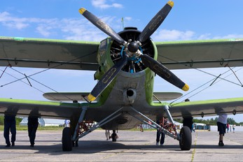 09 - Russia - Air Force Antonov An-2