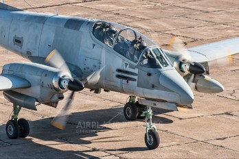 A-524 - Argentina - Air Force FMA IA-58 Pucara