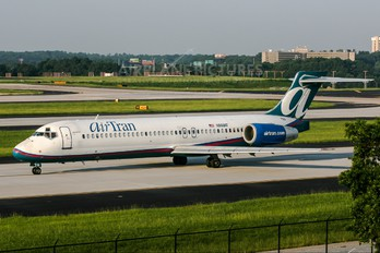 N960AT - AirTran Boeing 717