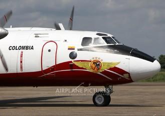 HK-4388 - SELVA - Servicio Aereo Del Vaupes Antonov An-32 (all models)