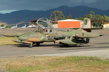 FAH-1016 - Honduras - Air Force Cessna OA-37B