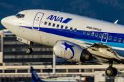 JA8500 - ANA Wings Boeing 737-500 aircraft