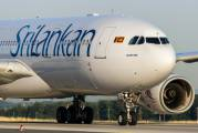 4R-ALJ - SriLankan Airlines Airbus A330-200 aircraft