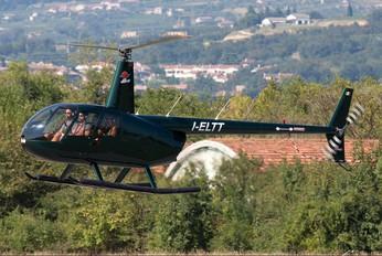 I-ELTT - Private Robinson R44 Clipper