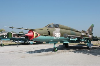 818 - Bulgaria - Air Force Sukhoi Su-22M-4
