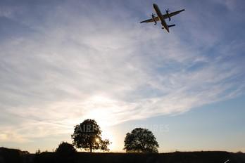 D-ADHQ - Augsburg Airways - Lufthansa Regional de Havilland Canada DHC-8-400Q / Bombardier Q400