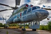 RA-04119 - KomiAviaTrans Mil Mi-10K aircraft