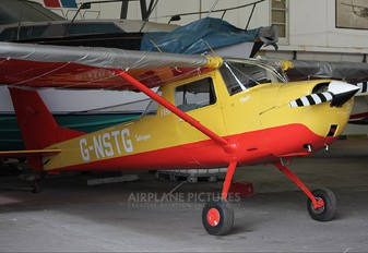 G-NSTG - Private Cessna 150
