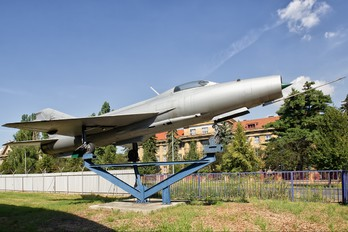 - - Czechoslovak - Air Force Mikoyan-Gurevich MiG-21F-13