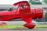 JA55BP - Private Waco Classic Aircraft Corp YMF-5C aircraft