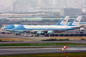 82-8000 - USA - Air Force Boeing VC-25A