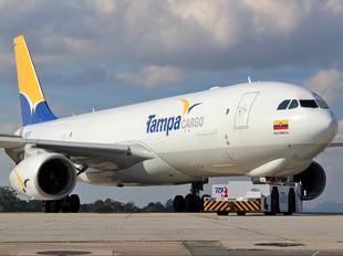 N331QT - Tampa Cargo Airbus A330-200F