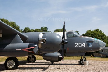 204 - Netherlands - Navy Lockheed SP-2H Neptune