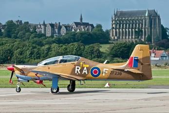 ZF239 - Royal Air Force Short 312 Tucano T.1