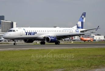 PP-PJK - Trip Linhas Aéreas Embraer ERJ-190 (190-100)