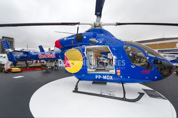 PP-MDX - Red Bull MD Helicopters MD-900 Explorer