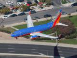 N7735A - Southwest Airlines Boeing 737-700 aircraft