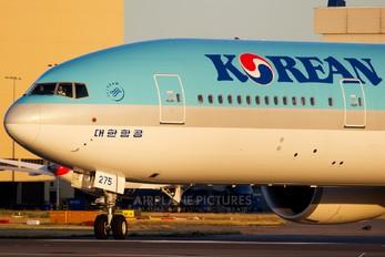 HL8275 - Korean Air Boeing 777-300ER