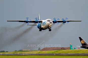 UK-11418 - Avialeasing Antonov An-12 (all models)