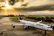 D-AIGO - Lufthansa Airbus A340-300 aircraft