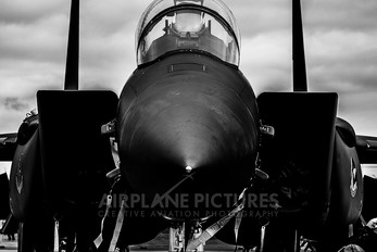 - - USA - Air Force McDonnell Douglas F-15E Strike Eagle