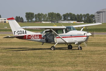 F-GDAA - Private Cessna 206 Stationair (all models)