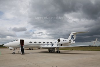 N125SJ - Private Gulfstream Aerospace G-IV,  G-IV-SP, G-IV-X, G300, G350, G400, G450