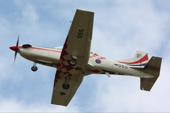 055 - Croatia - Air Force Pilatus PC-9