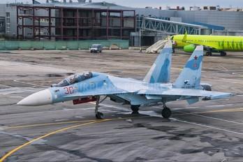 30 - Russia - Air Force Sukhoi Su-30 M2