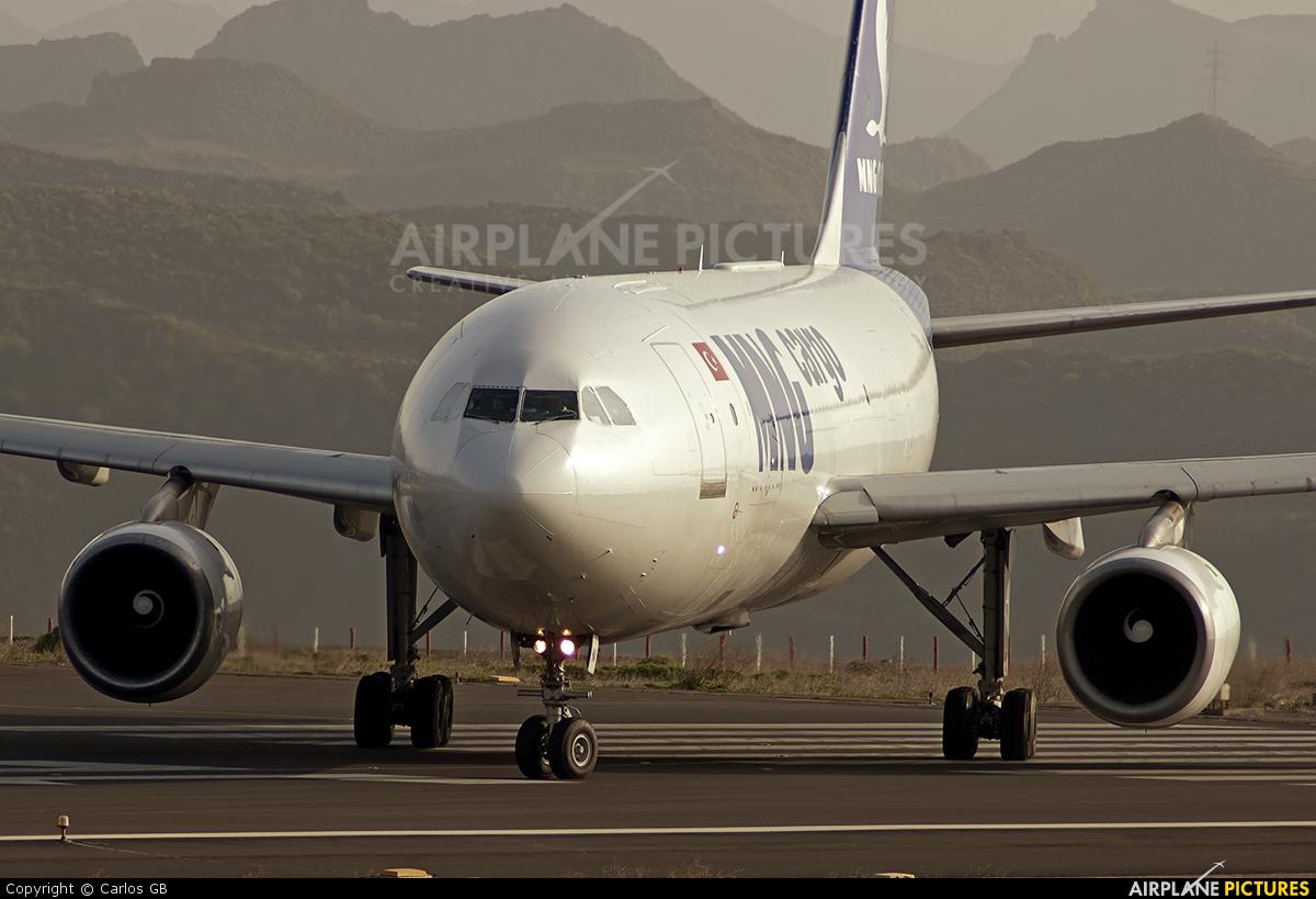 MNG Cargo TC-MNA aircraft at Tenerife Norte - Los Rodeos