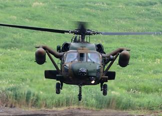 43104 - Japan - Ground Self Defense Force Mitsubishi UH-60J