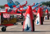 7 - Poland - Air Force: White & Red Iskras PZL TS-11 Iskra aircraft