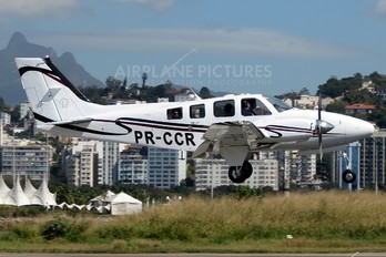 PR-CCR - Private Beechcraft 58 Baron