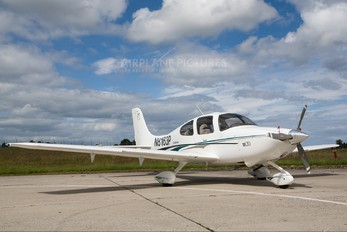 N8163P - Private Cirrus SR20
