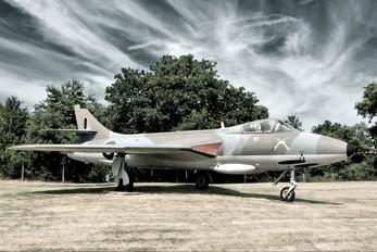 XG229 - Royal Air Force Hawker Hunter F.6