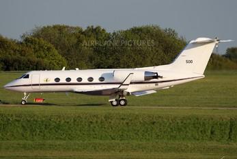 83-0500 - USA - Air Force Gulfstream Aerospace C-20A