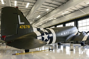 N791HH - Private Douglas C-47B Skytrain