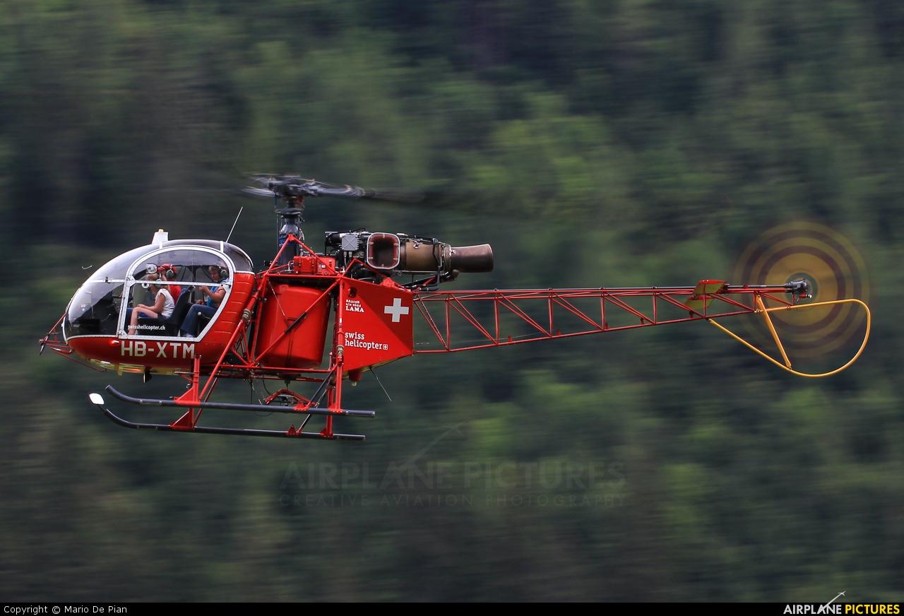 BOHAG HB-XTM aircraft at St. Stephan